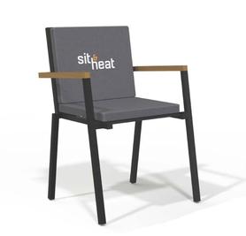 Seat and Heat - poduszka z matą grzewczą