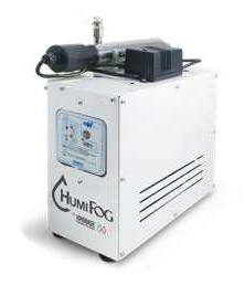 Średniociśnieniowa pompa Humi Fog z lampą UV