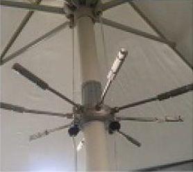 Zestaw do parasola stojącego