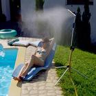Ramię zamgławiające + prysznic ogrodowy (2)